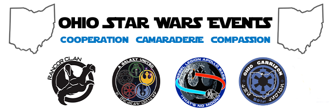 Ohio Star Wars Events